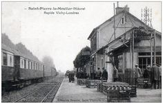 GeoDaszner chronique la Nièvre: Rapide Vichy-Londres