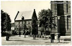 Oirschot, Gemeentehuis Street View, Places, Vintage, Pictures, Vintage Comics, Lugares