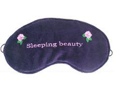 Levandulová maska fialová - Sleeping Beauty