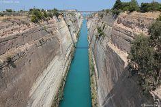 Canal de Corinto (Grecia) | por Dani Leoz