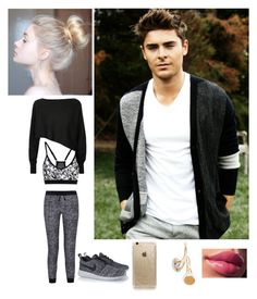 """""""Running W/ Zac"""" by silvita15 ❤ liked on Polyvore featuring beauty, Splendid, Crea Concept, NIKE, Rifle Paper Co and Frends"""