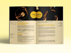 Brochure 16-17 — Le Cratère, scène nationale d'Alès, 2016. Graphic design › duofluo