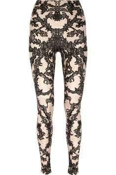6. Alexander McQueen Lace Print Leggings    Price: $635.00 at net-a-porter.com  You can't help but marvel at the sheer brilliance of these leggings. Designers manage to reinvent the …
