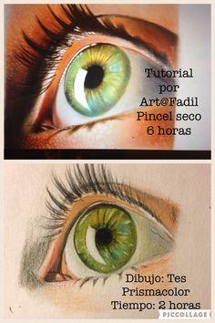Green eyes bottom by T Saldana