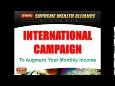 SUPREME WEALTH ALLIANCE ULTIMATE PHILIPPINES  (FILIPINO VERSION )