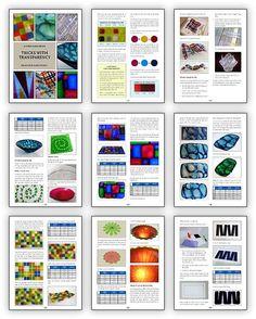 E-Book Review – Tricks with Transparency · Glass Art | CraftGossip.com