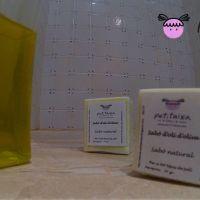 Sabó natural d'oli d'oliva verge