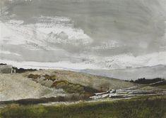 Andrew Wyeth, Harbor House, 1985
