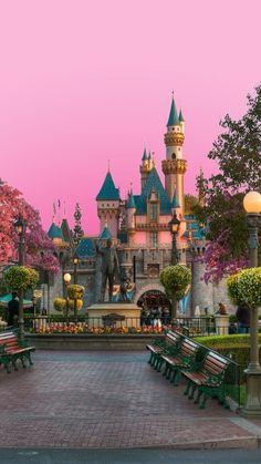 the most beautiful place on earth Disneyland Iphone Wallpaper, Disney Phone Wallpaper, Disney Parks, Walt Disney World, Disney Pixar, Disneyland California, Disneyland Paris, Disney Background, Disney Aesthetic