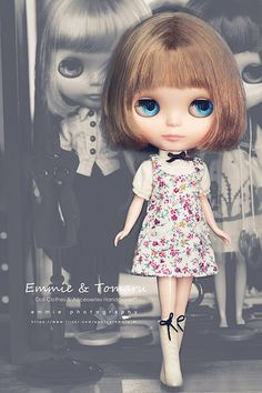 New dress set :-) by Emmie Ame, via Flickr