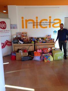 Blog de AJE Región de Murcia_ CAMPAÑA SOLIDARIA