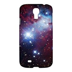 Beautiful Space Star Cone Nebula Samsung Galaxy S4 S 4 S IV Hardshell Case Cover