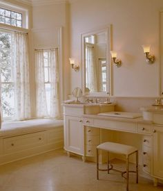 : Cool Conard Romano Architects Traditional Bathroom Design Interior With Cream Bathroom Cabinets And Vanities Furniture Decoration Bathroom Design Small, Simple Bathroom, Bathroom Colors, Master Bathroom, Loft Bathroom, Remodel Bathroom, Cream Bathroom, White Bathroom, Bathroom Ideas