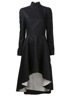 Shop Alexander McQueen mock turtle neck dress in  from the world's best independent boutiques at farfetch.com. Over 1000 designers from 300 boutiques in one website.