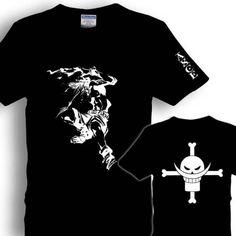 One Piece Printed T-shirt // Price: $25.86 & FREE Shipping Worldwide //    #shingekinokyojin #japanese #illustration #lol #dbz #doodle