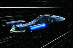 Star Trek Voyager. Love it or leave it. I choose to love it.