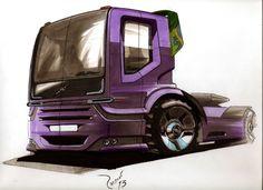Volvo Truck Volvo Cars, Volvo Trucks, Cool Trucks, Big Trucks, Truck Transport, Future Trucks, All Truck, Truck Design, Car Sketch