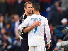 Cristiano Ronaldo 'wants Harry Kane at Real Madrid' #TransferTalk #TottenhamHotspur #RealMadrid #Football #319071