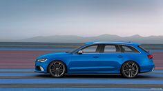 2014 Audi RS6 Avant Wallpaper