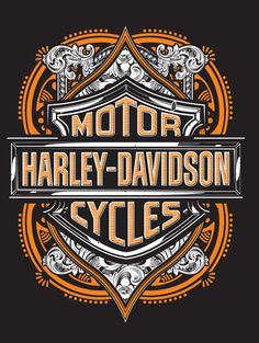 Harley Davidson / Hydro74 on Behance