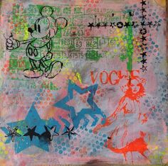 NYHED Serigrafi - www.galleri-livoni.dk