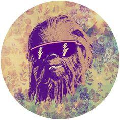 Chewie. @Fab Ciraolo