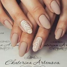64 Best Almond Nails! View them all right here ->   http://www.nailmypolish.com/almond-nails/   @nailmypolish
