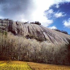 Stone Mountain State Park in Roaring Gap, NC