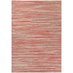Safavieh Hand Woven Rag Rug Rust Cotton Rug 5 X 8