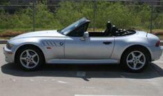 BMW Z3 Roadster. Best 50th Birthday present, ever! Thanks honey!