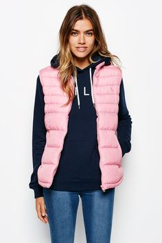 The Cambers Lightweight Gilet | Jack Wills
