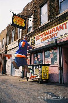 Biz Markie by George DuBose 1980s, new york, music, photography, nyc, hip hop, rap, rapper