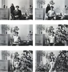 Duane Michals and my favourite work of his! #duanemichals #pardiseregained #blackandwhite #earyinfluence #photography #sequence #photo #photooftheday #narrative