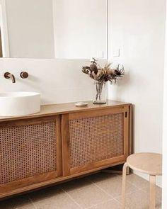 Laundry In Bathroom, Small Bathroom, Washroom, Bathroom Interior Design, Home Interior, Bathroom Inspiration, Home Decor Inspiration, Decor Ideas, Freedom Furniture