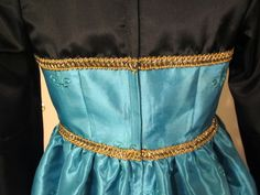 Elsa's Coronation Dress - sewing - Andrea Schewe Design Elsa Coronation Dress, Elsa Dress, Princess Dress Patterns, Dress Sewing, Winter Dresses, Flare Skirt, Collars, Bodice, Frozen