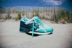 "UBIQ x ASICS – GEL-LYTE SPEED ""COOL BREEZE"""