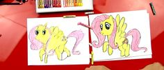 How To Draw Fluttershy - Art for Kids Hub