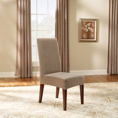 Chinatera Spandex Stretch Dining Room Chair Slipcovers D