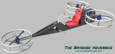 The Banshee Hoverbike