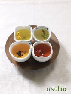 #O'Sulloc is a #Korean #tea brand.