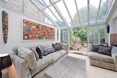 Don't like glass roof panels