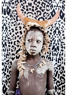 Great photograph by Matilda Temperley - African Boy