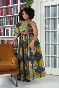 African Women, African Fashion, African Style, Maxi Styles, Sophisticated Style, Dress First, Day Dresses, Elegance Style, Stylish