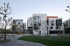 ZhangJiang China Fortune Wisdom Mark By Atelier Liu Yuyang Architects + ATELIER ARCHMIXING - 谷德设计网
