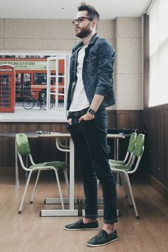 Wow That Man! Casual/Simple/Stylish — Your daily male fashion inspiration at wowthatman