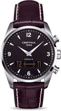 Certina Watch DS Multi-8 Quartz C020.419.16.057.00 Watch c244f28353
