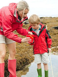 5 Nature Places to Explore with Kids -    Planning a family outing? Consider a trip to these natural sites in the U.S. and inspire your kids to love the great outdoors.