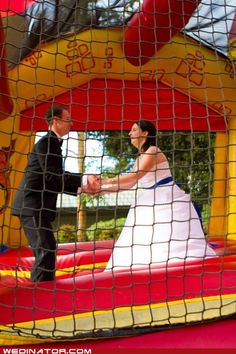 OMG I want a Bouncy Castle!!