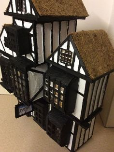 Eco house model ks2