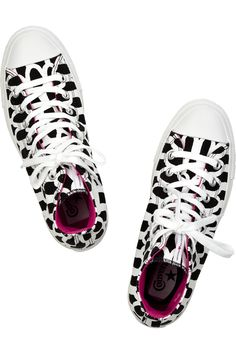 b40a0ff5ddf4  CONVERSE Marimekko printed canvas high-top sneakers €71 Converse Sneakers
